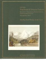 CHRISTIES - FRANK STREETER LIBRARY AUCTION-2007