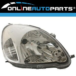 RH Headlight for Toyota Echo 2003~05 NCP10 NCP13 Hatch Hatchback Right Driver