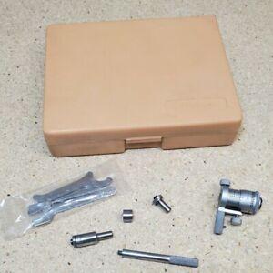 Mitutoyo 141-102 Interchangeable Rod Type Inside Micrometer Set