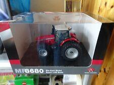 universal hobbies uh 4086 Massey Ferguson 8680 6 wheel tractor usa edition