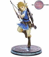 Zelda Breath of The Wild Link Statue First 4 Figures PREORDER 25cm Figurine