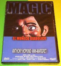 EL MUÑECO DIABOLICO / MAGIC - Richard Attenborough Precintada
