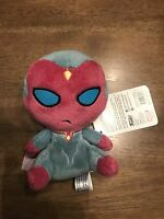 NEW Funko Mopeez Captain America 3: Civil War - Vision Plush (P1)@