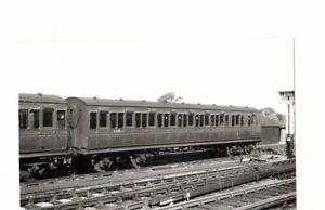 Rail Photo SR LBSC Coach S6242 Pulborough nr station Sussx
