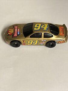 1998 Racing Champions Gold 1:64 #94 Bill Elliott McDonald's Happy Meal