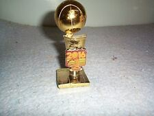 2016 Cleveland Cavaliers Champions Trophy Paperweight Mint In Box