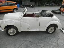 Austin Morris  Cabrio 1949 Restaurationsobjekt