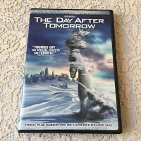 The Day After Tomorrow DVD  2004  Collectible Lenticular Packaging Dennis Quaid