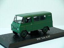FSC Zuk A-07 1:43 Ixo Atlas Editions model of a Polish van, no Kultowe Auta