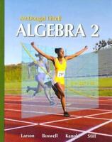 Algebra 2  - by Holt Mcdougal