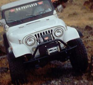Winch Mount Plate-CJ-5 Warn 11310