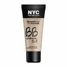 NYC Smooth Skin BB Cream Creme 5 in 1 Skin Perfector Medium 30ml