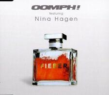 Oomph! + Maxi-CD + Fieber (1999, feat. Nina Hagen)
