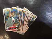 2012 Topps Chrome #154 Liam Hendriks 8 count RC lot Twins/Blue Jays