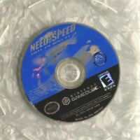 Need For Speed Hot Pursuit 2 Nintendo Gamecube Clean & TESTED *Disc Only*
