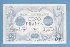 (Ref: L.293) 5 FRANCS BLEU 11 JUILLET 1912 (NEUF) ETAT RARE