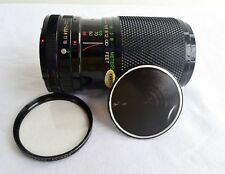 Vivitar 35-105mm f3.2-4 Macro Focusing Zoom Lens, Canon-FD mount NICE!!!