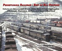 Pennsylvania RR: Conemaugh, Enola, Ohio, New Jersey, Pittsburgh, Buffalo (NEW)