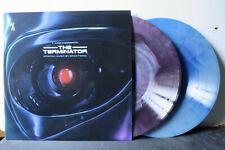 'TERMINATOR' Soundtrack Ltd. Edition COLOUR Vinyl 2LP NEW/SEALED