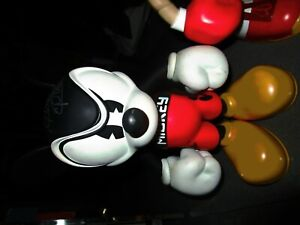 """Mickey Mouse 12"""" figure Mindstyle with Coa + box authentic signature Mindstyle"""