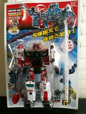 KO Transformers Polyfect Toys  Combiner Defensor mini