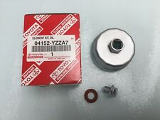 TOYOTA YARIS 2008 ON 1.33 OIL FILTER KIT + TOOL + SUMP PLUG 04152-YZZA7