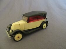 642F Norev 78 Renault NN1 1925 Jaune 1:43