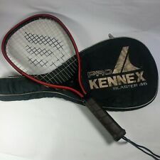 Vintage Ektelon Excel Graphite Racquetball Racquet +Kennex Soft Case Ships Free!