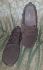 PHAT FARM Brown PIPELINE MEN SUEDE PERFECT BOOTS SHOES Size 12