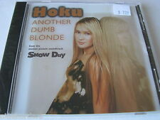 HOKU: ANOTHER DUMB BLONDE (2-track CD Single, 2000, Interscope) NEW & SEALED!