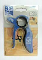 Lux tools 577 551 Afilador de Cuchillos Diamante Portátil Tijeras