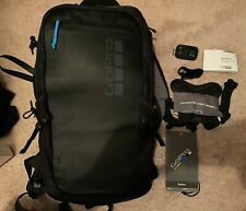 gopro backpack, Smart Remote And Chest Mount