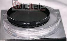 62mm CPL Circular Polarizer Cir Polarizing Polar Cir-PL Lens Filter Matin Brand