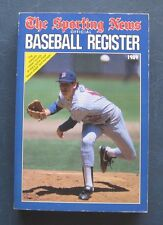 Frank Viola--1989 Sporting News Baseball Register--Minnesota Twins