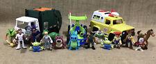 Lot of Fisher-Price Imaginext Disney Pixar Toy Story