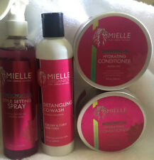 New Lote Mielle, 4 piece combo 2 Conditioner ,1 spray,1 co-wash