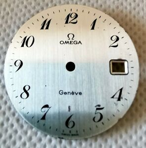 CADRAN DIAL MONTRE WATCH OMEGA GENEVE SWISS MADE VINTAGE