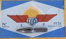 Quantities of 10 EF ITALIAN VINTAGE DIP PEN NIBS: LUS No. 1931