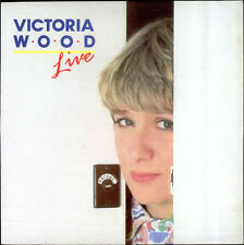 VICTORIA WOOD LIVE - 1988 CD (Barry & Freda)