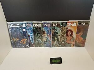 Clone #1,2,3,4,5,6,7,8 Run NM Image Comics Walking Dead 1st Print