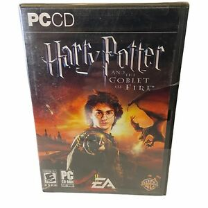 Harry Potter and the Goblet of Fire (PC, 2005) - SEALED