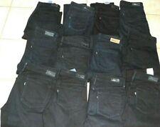 LEVI'S DEMI CURVE jeans taille Standard coupe droite W26 W27 W28 W29 W30 W31 W32