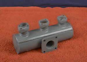 Porsche 911 turbo 930 Early Thermal Reactor Exhaust Manifold 930.113.150.01