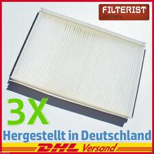3x Innenraumfilter Pollen-/Mikrofilter Volvo 850 C70 I S70 S90 V70 I II V90