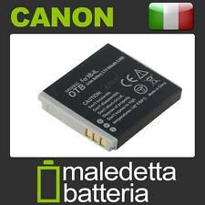 NB-4L Batteria Alta Qualità per Canon Digital IXUS 55 60 65 70 75 80 IS (ZH5)