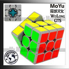 MoYu 3 layers WeiLong GTS Speed Cube Grey | Authentic MoYu Magic Cube