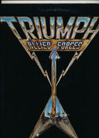TRIUMPH - ALLIED FORCES - RCA AFL1-3902 - ORIG INNER SLEEVE - LP Record VG++