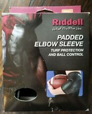 Riddell Padded Elbow Sleeve Turf Protection and Ball Control Small New
