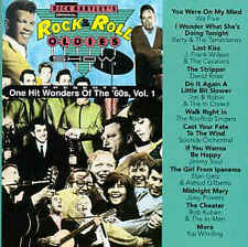 Dick Bartley's Rock & Roll Oldies Show: One Hit Wonders of the 60s (Rare 1990 CD