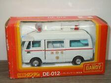 Nissan Caravan Ambulance - Tomica Dandy DE-012 Japan 1:43 in Box *33932